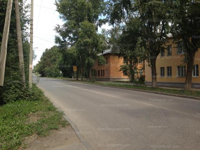 Адрес(а) на фотографии: улица Патриса Лумумбы, 85, 87, Екатеринбург
