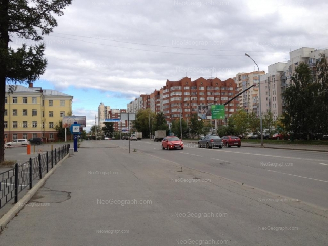 Адрес(а) на фотографии: улица Чапаева, 21, 23, Екатеринбург
