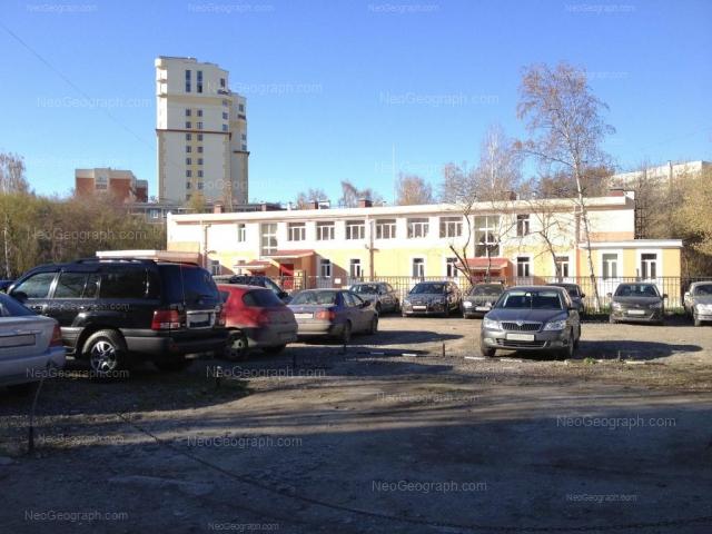 Адрес(а) на фотографии: Посадская улица, 40/2, 40/3, Екатеринбург