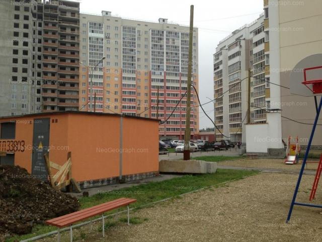 Адрес(а) на фотографии: Совхозная улица, 4, 6, Екатеринбург
