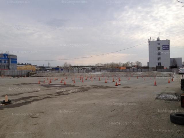 Address(es) on photo: Barhotskaya street, 1а, Yekaterinburg