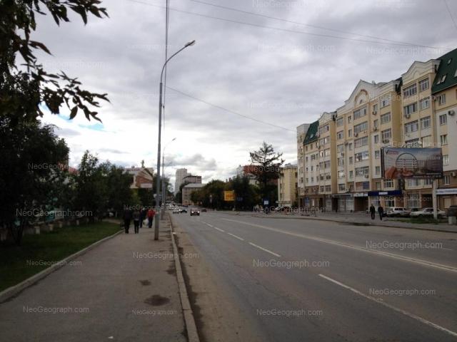 Адрес(а) на фотографии: улица Фурманова, 37, 48, Екатеринбург