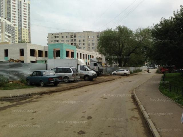 Адрес(а) на фотографии: улица Фрезеровщиков, 39А, Екатеринбург