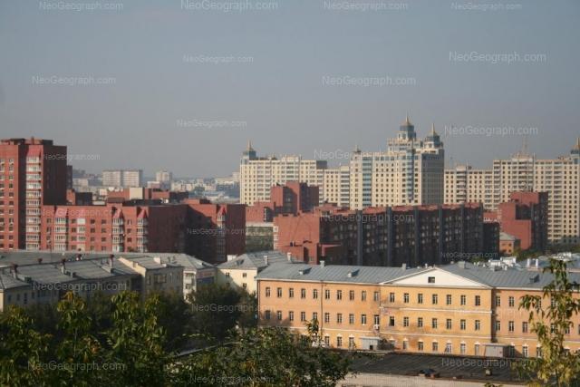 Address(es) on photo: Tveritina street, 34 с7, 34 с8, 34 с9, Yekaterinburg