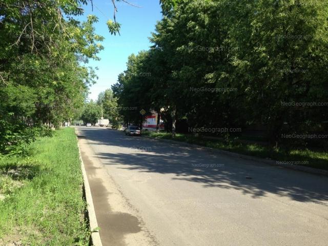 Адрес(а) на фотографии: улица XXII Партсъезда, 18, 20, Екатеринбург