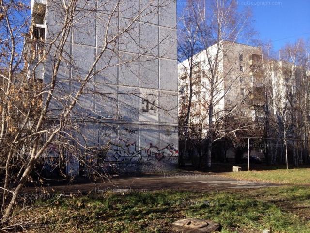 Address(es) on photo: Belorechenskaya street, 34/1, Yekaterinburg