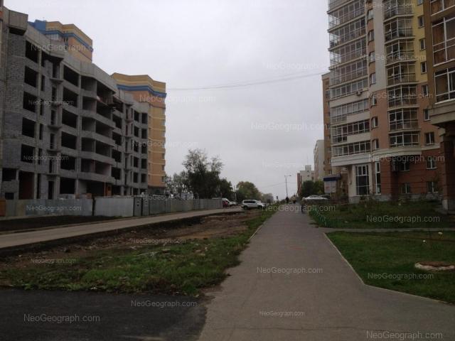 Адрес(а) на фотографии: улица Циолковского, 22, Екатеринбург