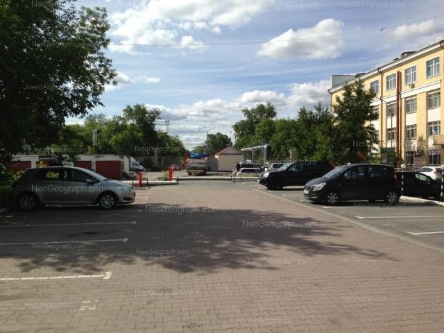 Адрес(а) на фотографии: улица Машиностроителей, 29, Екатеринбург