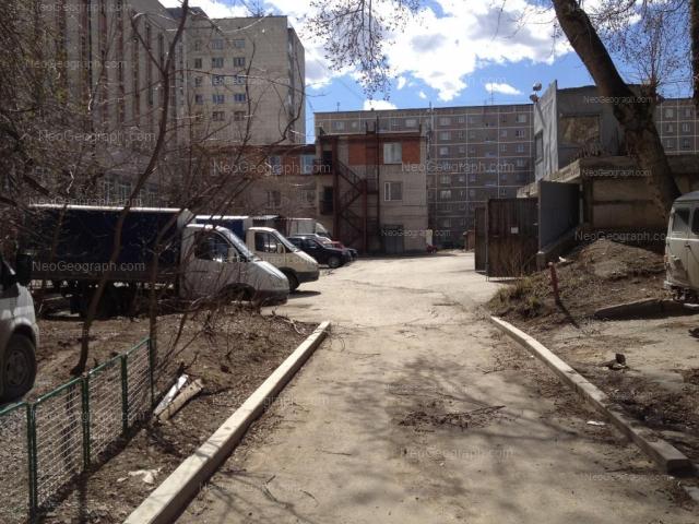 Адрес(а) на фотографии: улица Блюхера, 53А, 55, Екатеринбург