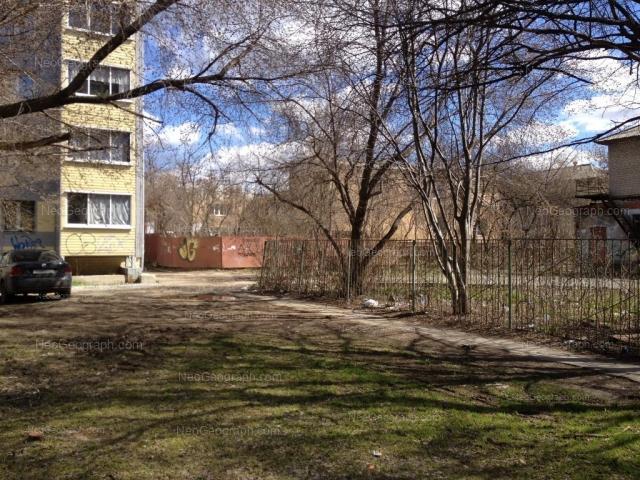 Адрес(а) на фотографии: Академическая улица, 23А, Екатеринбург