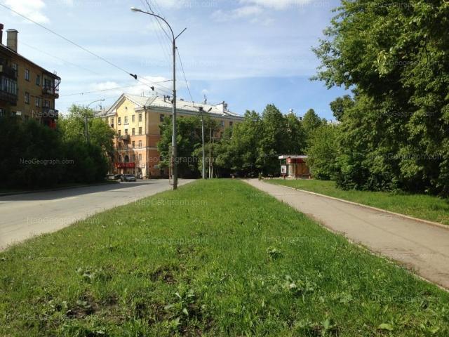 Адрес(а) на фотографии: Суворовский переулок, 1, 2, Екатеринбург