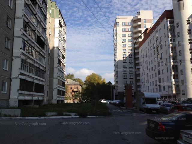 Адрес(а) на фотографии: Ботаническая улица, 19, Екатеринбург