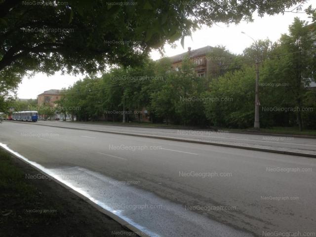 Address(es) on photo: Mashinostroiteley street, 63, 69, Yekaterinburg