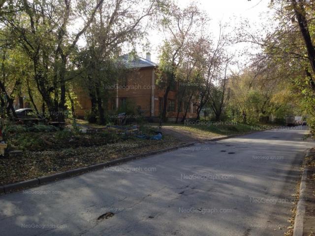 Адрес(а) на фотографии: Ученический переулок, 4, Екатеринбург