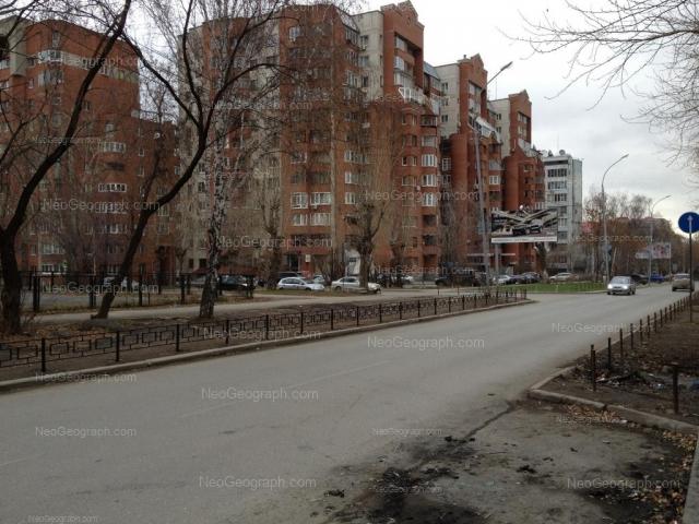 Адрес(а) на фотографии: улица Народной Воли, 23, 25, Екатеринбург
