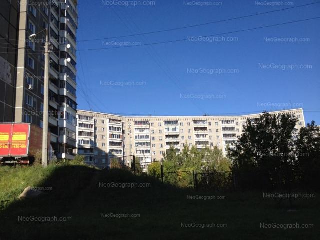 Адрес(а) на фотографии: бульвар Есенина, 3, 5, Екатеринбург