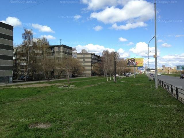 Адрес(а) на фотографии: Таватуйская улица, 1, Екатеринбург