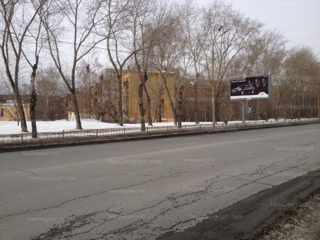 Адрес(а) на фотографии: Восточная улица, 14, 16, 18, Екатеринбург