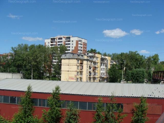 Адрес(а) на фотографии: Соликамская улица, 3, Екатеринбург