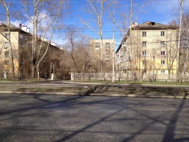 Адрес(а) на фотографии: Техническая улица, 44, 44а, 46, Екатеринбург