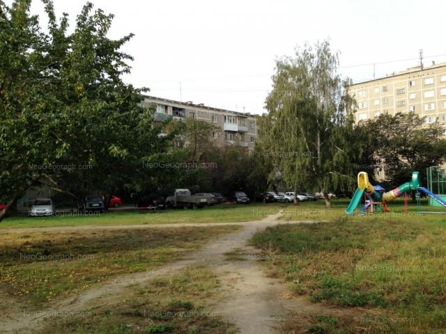 Address(es) on photo: Vikulova street, 33/1, 33/2, Yekaterinburg