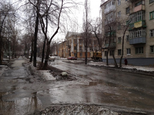 Адрес(а) на фотографии: улица Стачек, 14, 15, 17, Екатеринбург