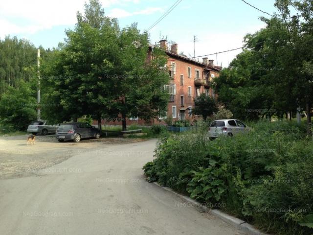 Адрес(а) на фотографии: Кировградская улица, 81а, Екатеринбург