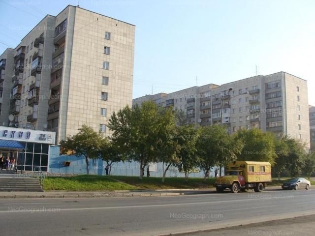 Адрес(а) на фотографии: Гурзуфская улица, 34, 36, Екатеринбург