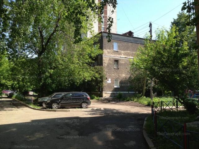 Адрес(а) на фотографии: Июльская улица, 44, Екатеринбург