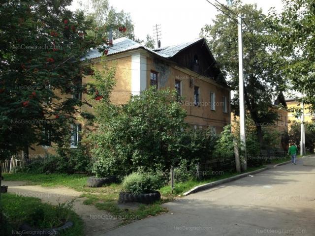 Адрес(а) на фотографии: Заводская улица, 15 к4, Екатеринбург