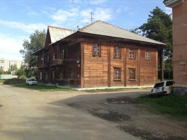 Адрес(а) на фотографии: Обходной переулок, 27, Екатеринбург