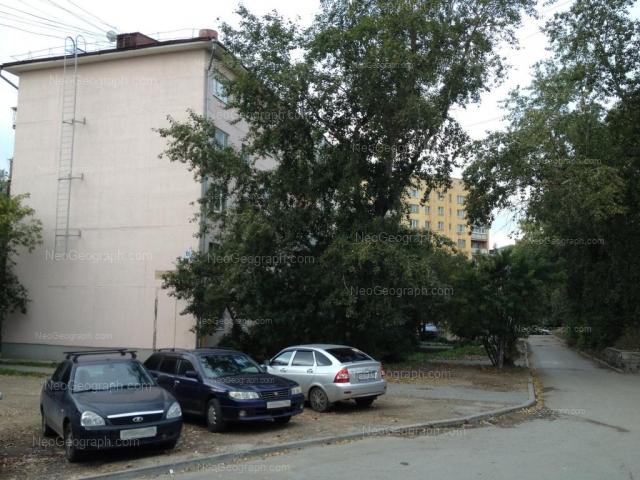 Адрес(а) на фотографии: улица Пальмиро Тольятти, 26, Екатеринбург