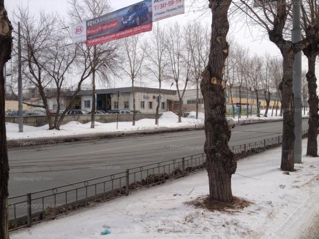 Address(es) on photo: Vostochnaya street, 5а, 5а/1, Yekaterinburg