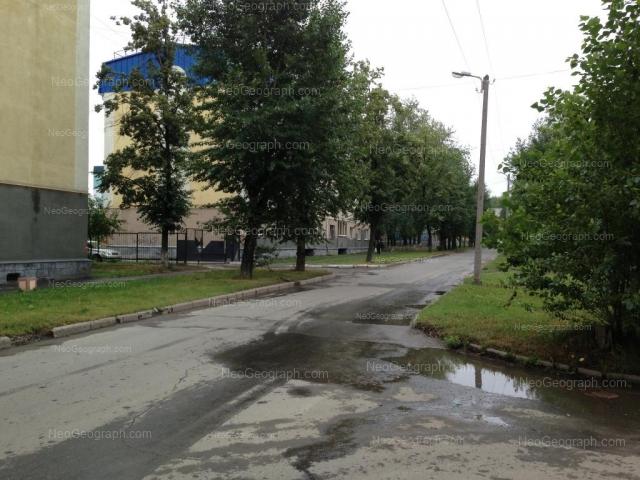 Address(es) on photo: Lomonosova street, 8, Yekaterinburg