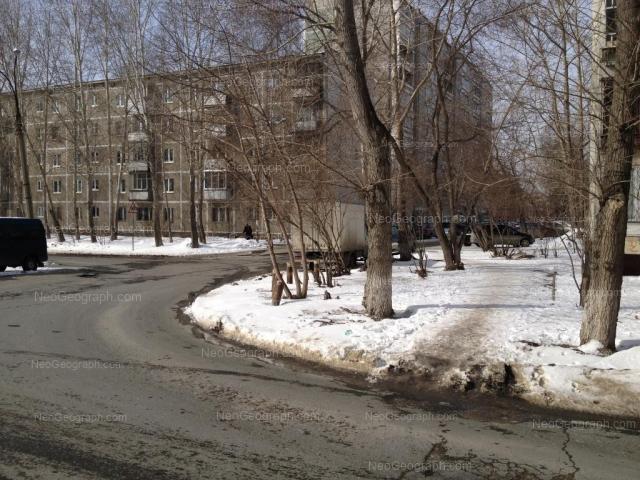 Адрес(а) на фотографии: улица Пионеров, 9/1, Екатеринбург