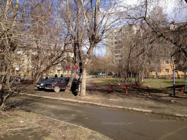 Адрес(а) на фотографии: Техническая улица, 44а, 46, Екатеринбург