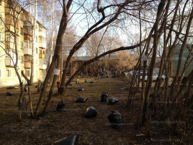 Адрес(а) на фотографии: переулок Транспортников, 3, Екатеринбург