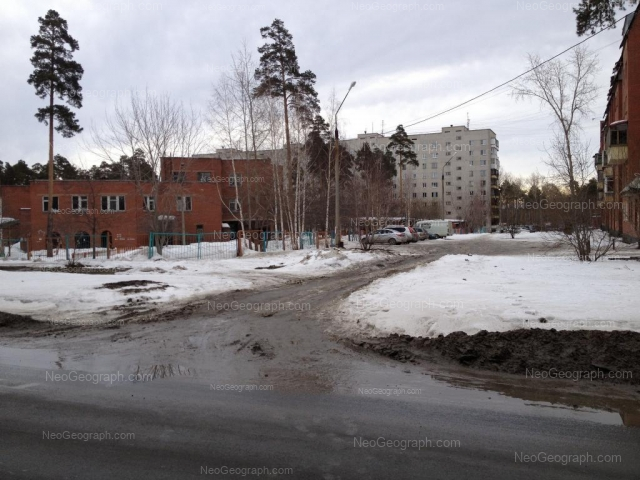 Address(es) on photo: Tekhnicheskaya street, 68, Yekaterinburg