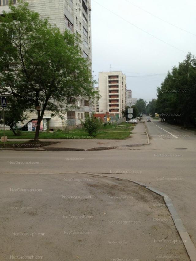 Адрес(а) на фотографии: улица Стачек, 55, 57, Екатеринбург