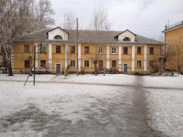 Адрес(а) на фотографии: улица Баумана, 4А, 4Б, Екатеринбург
