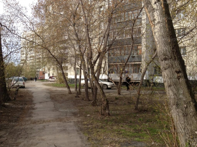 Адрес(а) на фотографии: Посадская улица, 28/4, 28/5, Екатеринбург