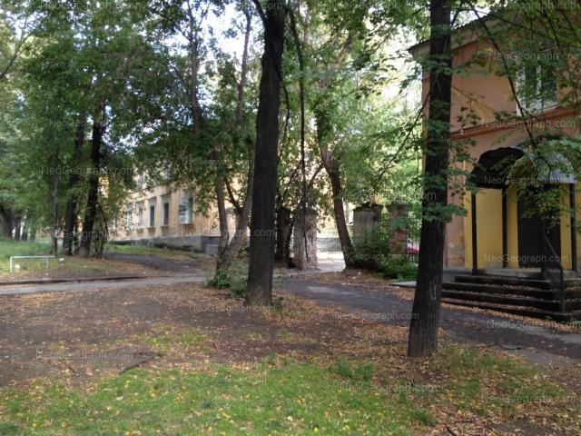 Address(es) on photo: Otdelniy lane, 2, 4, 6, Yekaterinburg