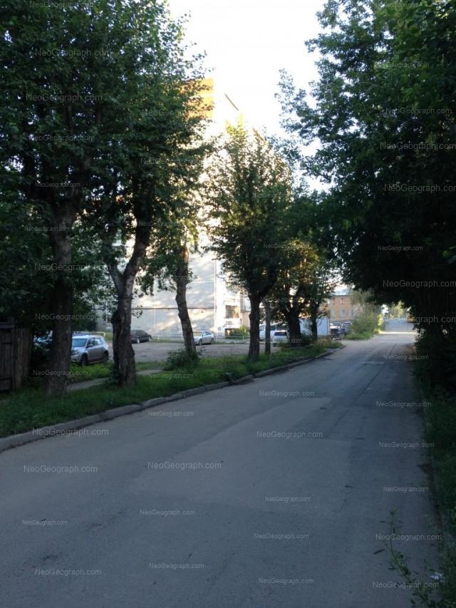 Адрес(а) на фотографии: улица Замятина, 28, Екатеринбург