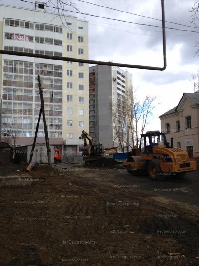Адрес(а) на фотографии: Техническая улица, 56, 58а, Екатеринбург