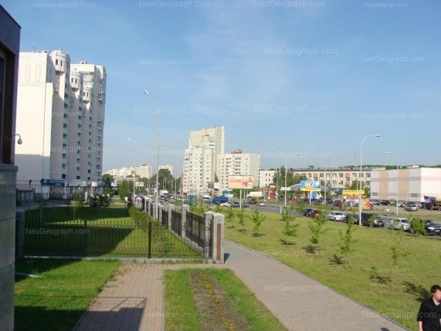 Адрес(а) на фотографии: улица Фурманова, 123, 134, Екатеринбург