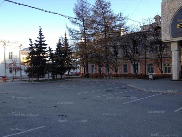 Адрес(а) на фотографии: улица Чернышевского, 1, 2, Екатеринбург