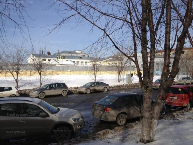 Адрес(а) на фотографии: улица Софьи Ковалевской, 20а, Екатеринбург