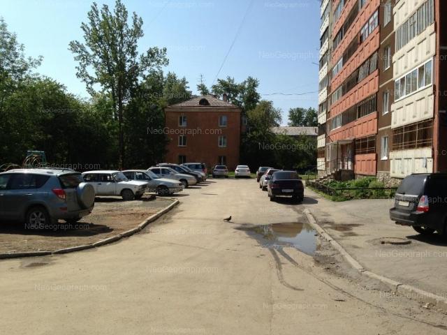 Адрес(а) на фотографии: Июльская улица, 42, 46, Екатеринбург