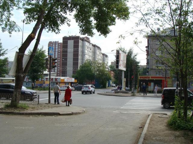 Адрес(а) на фотографии: Восточная улица, 19А, Екатеринбург