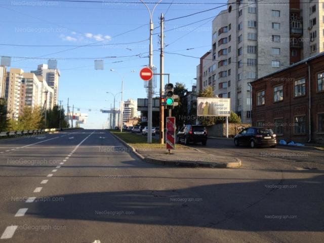 Адрес(а) на фотографии: улица Радищева, 51, 53/1, Екатеринбург